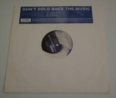 Maxi 45T RAFFEN : Don't Back The Music - 45 Rpm - Maxi-Single