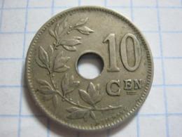 10 Centimes 1926 (NLD) - 1909-1934: Albert I