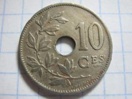 10 Centimes 1927 (FRA) - 1909-1934: Albert I
