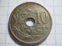 10 Centimes 1927 (NLD) - 1909-1934: Albert I