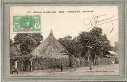 CPA - KONAKRY (Guinée Occidentale Française) - Aspect Du Village De BOULBINé En 1910 - Guinée Française