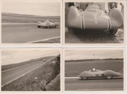 Renault - L'étoile Filante - Reims Juin 56 - Cars