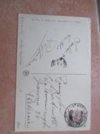 1925 NATANTE Timbro Postale Ambulante Napoli Palermo Tipo 2 Su Cartolina Epoca Napoli Posillipo - 1900-44 Vittorio Emanuele III