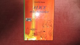 ALICE ET LA DILIGENCE. Année 1969 - Bibliotheque Verte