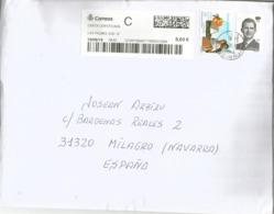 LAS PALMAS CC SUC 13 ATM SELLO BASICA DE 5 EUROS - 1931-Hoy: 2ª República - ... Juan Carlos I