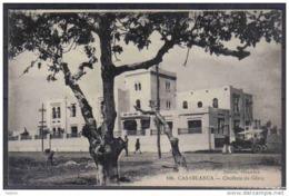 Carte Postale Afrique  Maroc  Casablanca  Chefferie Caserne Du Génie Trés Beau Plan - Casablanca