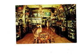 Cpa - Nevada. Virginia City. Bucket Of Blood Saloon -  Winchester Publicité - - Etats-Unis