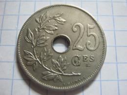 25 Centimes 1927 (FRA) - 1909-1934: Albert I
