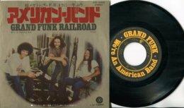 Grand Funk 45t Vinyle We're An American Band Japon - Hard Rock & Metal