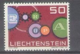 Lichtenstein 1961; Europa Cept - Michel 414.** (MNH) - Europa-CEPT