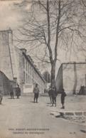 BREST RECOUVRANCE  -  Caserne De KERVEGUEN ( Animée)  EdTS L.P - Brest