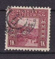 Bosnia And Herzegovina - 1906 Year - Michel 42 C - Zahnung 9 1/4 - Used - 40 Euro - Bosnia And Herzegovina