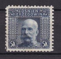 Bosnia And Herzegovina - 1906 Year - Michel 44 C - Zahnung 9 1/4 - Used - 80 Euro - Bosnia And Herzegovina