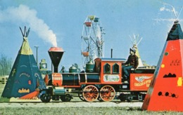 Etat Unis / South Carolina / Caroline Du Sud / Pedro S Authentic Scale Model 1865 Train - Non Classés