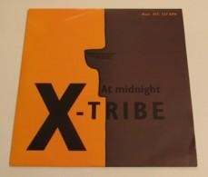 Maxi 45T X-TRIBE : At Midnight - 45 Rpm - Maxi-Single