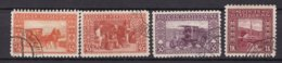 Bosnia And Herzegovina - 1906 Year - Michel 39/42 C - Zahnung 9 1/4 - Used - 80 Euro - Bosnia And Herzegovina