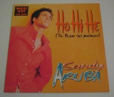 Maxi 45T SANDY ARUBA : Ho Hi He - 45 Rpm - Maxi-Single