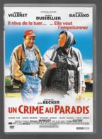 DVD Un Crime Au Paradis  Un Film De Jean Becker - Drama
