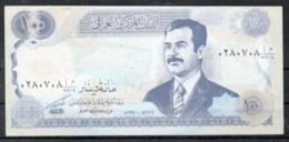 IRAK. Billet De 100 Dinars. Saddam Hussein. - Iraq