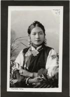 CPA Tibet Thibet Asie Non Circulé Carte Photo RPPC - Tibet