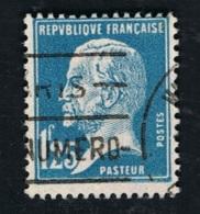 1926 1. März Louis Pasteur Mi FR 196 Sn FR 195 Yt FR 180 Sg FR 400c - Frankreich