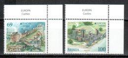 Serbien / Serbia / Serbie 2017 Satz/set EUROPA ** - 2017