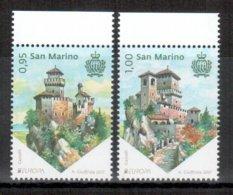 San Marino / Saint Marin 2017 Satz/set EUROPA ** - 2017