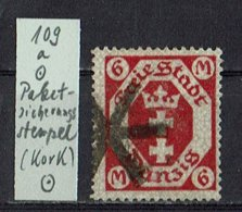 Danzig 1922 - Dantzig