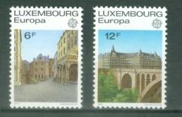 Luxembourg 1977; Europa Cept, Michel 945-946.** (MNH) - Europa-CEPT