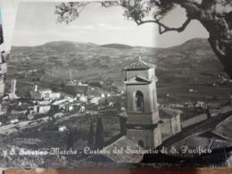 S SAN SEVERINO MARCHE   VEDUTA  VB1955  HE577 - Macerata