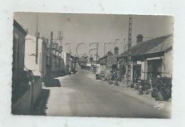 Barbatre, Ile De Noirmoutier (85) : Le Café Tabac Nouveau Bazar De La Grande Rue En 1950 (animé) PF. - Ile De Noirmoutier