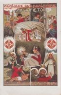 """CPA Croisade Eucharistique - """"Sacrifie-toi"""" - Autres"""