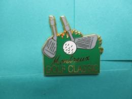 Pins Arthus Bertrand , GOLF , Montreux , Golf Classic - Arthus Bertrand