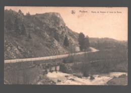 Modave - Vanne Du Hoyoux Et Route De Barse - Modave
