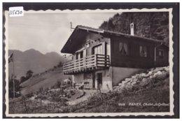 DISTRICT D'AIGLE - PANEX - CHALET LE GRILLON - TB - VD Vaud