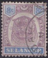 Selangor    .   SG     .    56      .      O         .     Cancelled      .   /    .  Gebruikt - Selangor