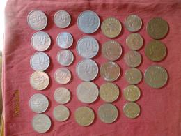 Polynésie Française: 25 Pièces 1952 - 2002 - French Polynesia