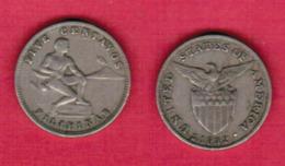 PHILIPPINES  5 CENTAVOS 1932 (KM # 175) #5435 - Philippinen