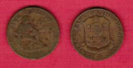 PHILIPPINES  5 CENTAVOS 1964 (KM # 188) #5436 - Philippines
