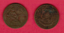 PHILIPPINES  5 CENTAVOS 1964 (KM # 188) #5437 - Philippines