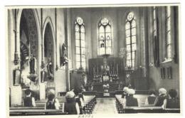 X01 - Assche Mollem - Pensionnat De Religieuses Ursulines - Chapelle - Asse