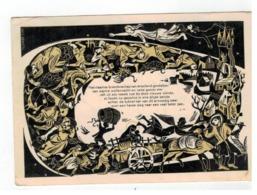 BRYS ARNO 1951 Het Vlaamse Broederschap Van Stroelend Gerstebier Van Warme Wollenvacht En Vette Goede Sier... - Otros Ilustradores