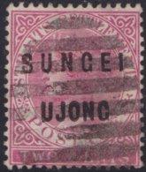 Sungei Ujong    .   SG     .    33   (2 Scans)    .      O         .     Cancelled      .   /    .  Gebruikt - Gran Bretaña (antiguas Colonias Y Protectorados)