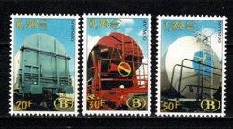 Belgique/België 2000 OBP/COB TRV 14/16**,  MNH, Neuf Sans Charnière / Nieuw Zonder Scharnier - 1952-....