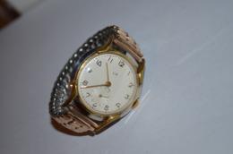 Montre Bracelet Lip Mécanique Fonctionne - Montres Anciennes