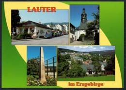 C8498 - TOP Lauter Bernbach - Bild Und Heimat Reichenbach - Bernsbach