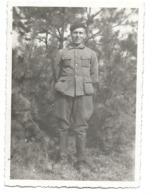Soldat Armée Belge Prisonnier Stalag XI A  (vers Villers L'Evêque ) Guerre 40-45 Photo 9x12 - Guerra, Militares