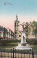 CPA Mons - Le Beffroi - Feldpost I./J.R. 179 - 1916 (43720) - Mons