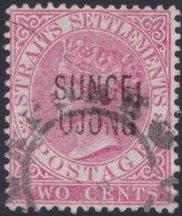Sungei Ujong    .   SG     .    42  (2 Scans)   .      O         .     Cancelled      .   /    .  Gebruikt - Gran Bretaña (antiguas Colonias Y Protectorados)