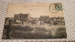 MESSINE Campement Des Arméniens Hors De La Ville - Turchia
